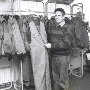 Arbeitskleidung im Wandel