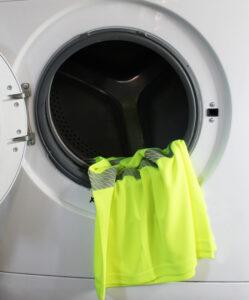 Warnschutzkleidung richtig waschen